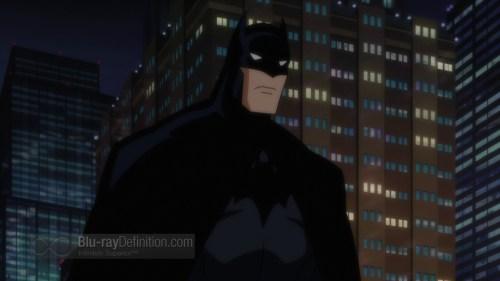 Batman-First On The Scene!