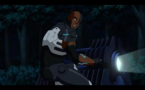 Cyborg-A Key Figure For Later!
