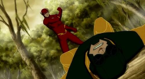 Flash-Down Goes Mirror Master!
