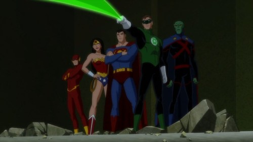 Justice League-Backup Has Arrived!