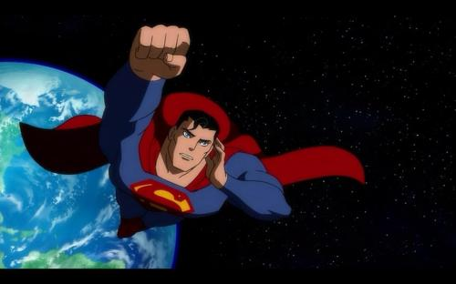 Superman-A Missle To Stop!