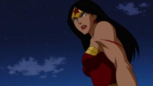 Wonder Woman-The Decent Towards Death Has Begun!