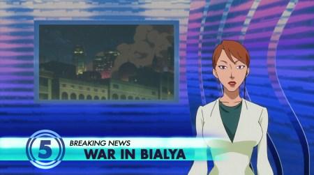 Bialya-Under Heavy Fire!