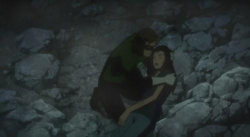 Green Lantern-Collapse Time!