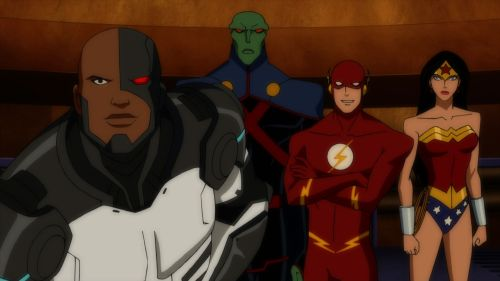 Justice League-Vandal Savage's Plan Are Going Up In Smoke!