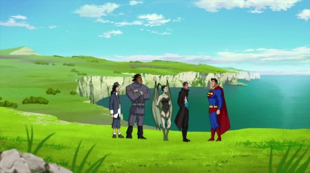 Superman & The Elite-The First Official Meeting!