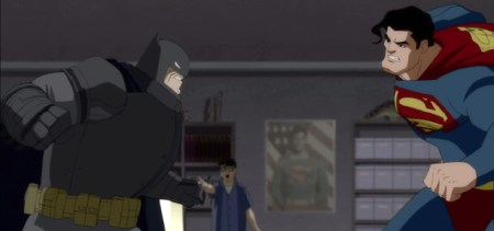 Batman v. Superman-A Brawl With An Easter Egg!