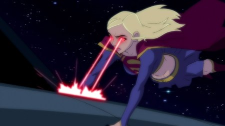 Supergirl-Bashing Brainiac's Back-Up!