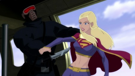 Supergirl-Consider Yourself Saved Lois! (2)