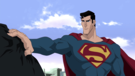 Superman-Saving Lois Never Gets Old!