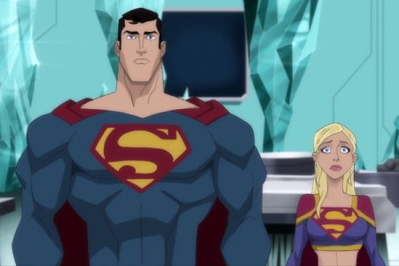 Superman & Supergirl-Brainiac Has Arrived!