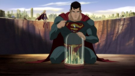 Superman-Welcome Back, Metropolis!