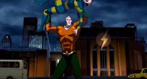 Aquaman-Saving Top!