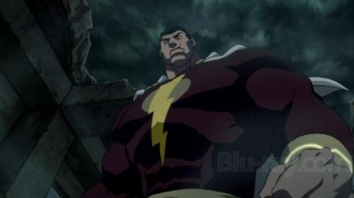 Captain Thunder-Marvel At My Mighty Power!