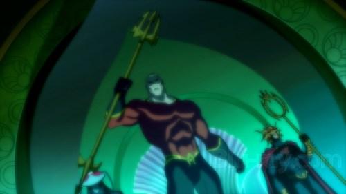 Aquaman-I Shall Avenge The Wife I Cheated On!