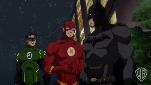 Flash-Great To Meet You, Batman!