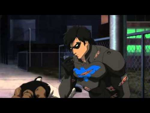 Nightwing-You Won't Believe What Happened, Batman!