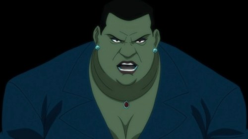 Amanda Waller-I'm Not One To Mess Around With!
