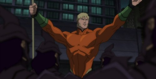 Aquaman-The Rightful Ruler!
