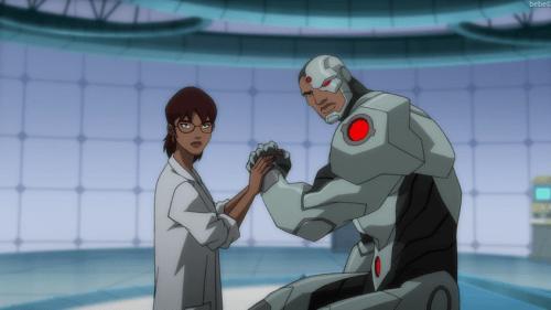 Cyborg-Building A Relationship!
