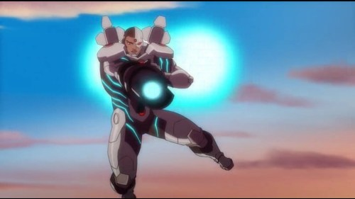 Cyborg-I've Got The Sonic If You've Got The Boom!