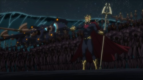Ocean Master-The Atlantean Invasion!