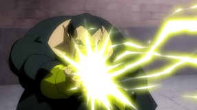 Black Adam-Shocking!