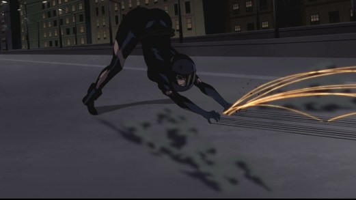 Catwoman-Nice Recovery!