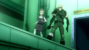 Green Arrow & Princess Perdita-No More Goon Squad!