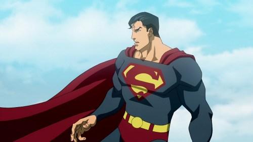 Superman-I'm Back!