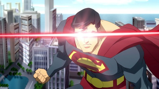 Superman-Running Hot Today!