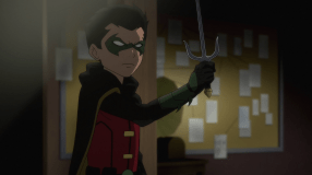 Robin-A Sinister Gift!