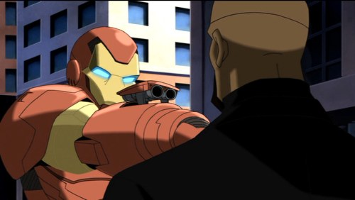 Iron Man-Not Interested!