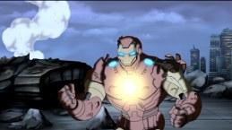 Iron Man-Repulsors To Max!