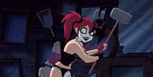 Harley Quinn-Come Out Wherever You Are!