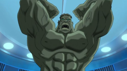 Hulk-I'm Busting Out!