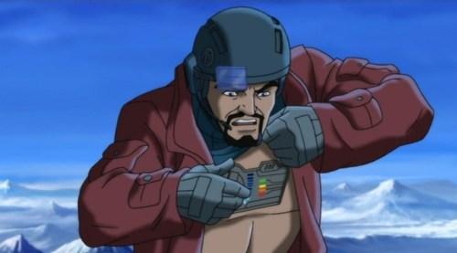 Iron Man-A Mini Life-And-Death Scenario!