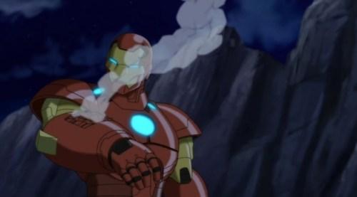 Iron Man-Hoo, Boy!