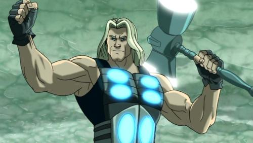 Thor-Feel Thine Wrath, Chitauri!