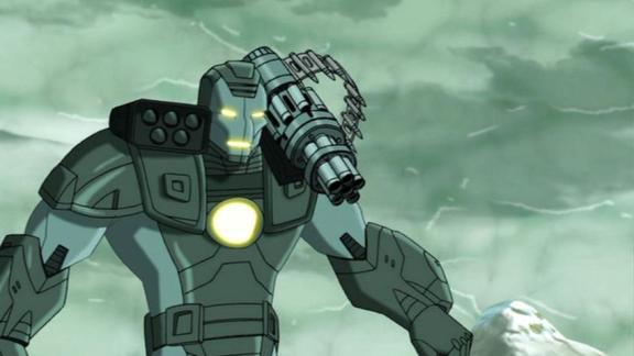War Machine-On The Attack!