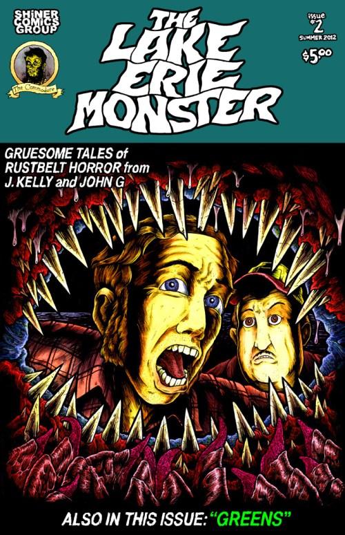 Lake Erie Monster No. 2