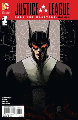 Batman No. 1!
