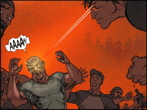 Superman No. 1!-Kryptonian Rage Against Humanity! (2)