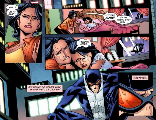 Justice League-Gods & Monsters No. 1-Home Sweet Home!