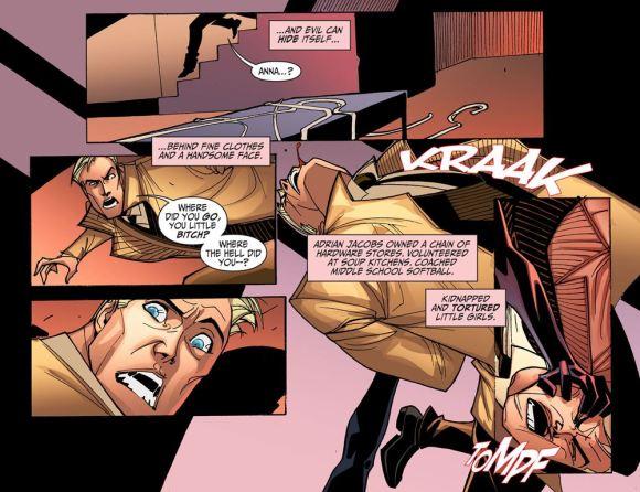 Justice League-Gods & Monsters No. 1-Surprise!