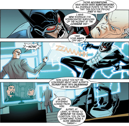 Justice League-Gods & Monsters No. 2-Clashing Facts!