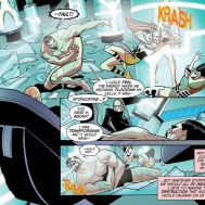 Justice League-Gods & Monsters No. 2-How Dare You Interrupt The Pain!