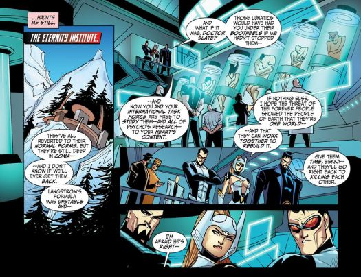 Justice League-Gods & Monsters No. 2-No More Forever People!