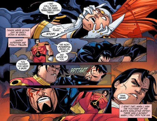 Justice League-Gods & Monsters No. 2-The Tide Is Turning!