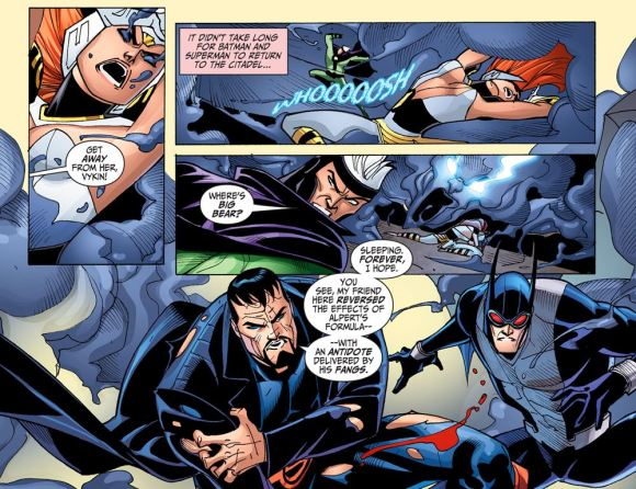 Justice League-Gods & Monsters No. 2-Time To Turn The Tide!